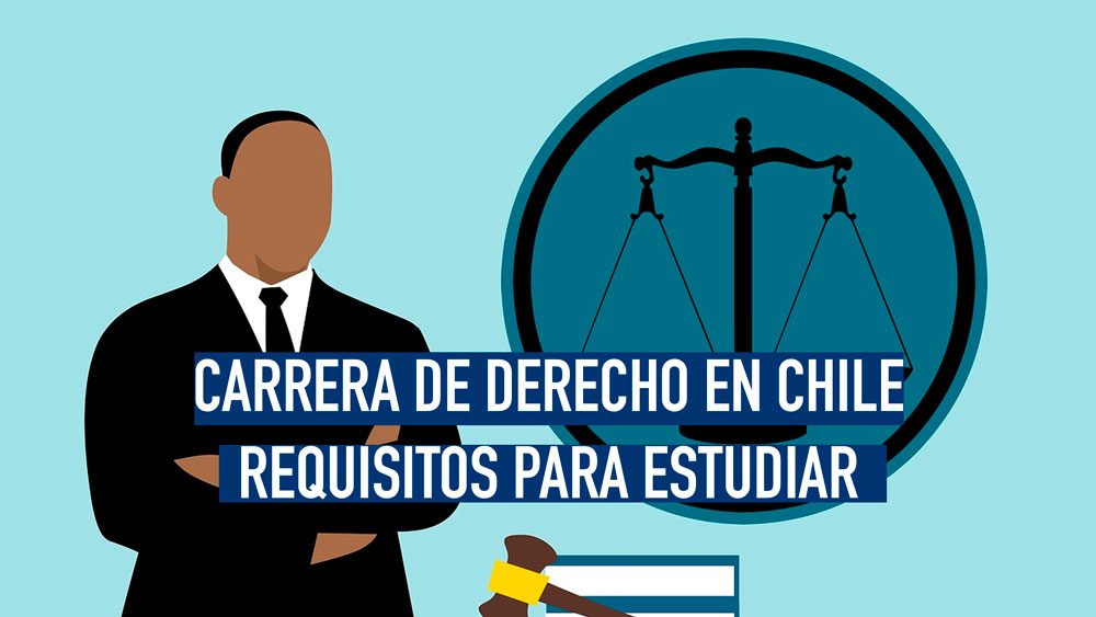 requisitos para estudiar derecho en chile