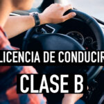 Requisitos para la licencia de conducir clase b